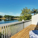892 Waterside Lane Bradenton Sundeck View