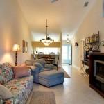 892 Waterside Lane Bradenton Living Room