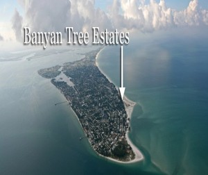 Banyan Tree Estates 3 GULF FRONT lots for sale Anna Maria Island